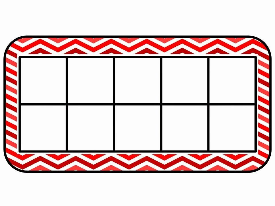 10 Frame Template Inspirational Mackey S Classroom Math Work Mats