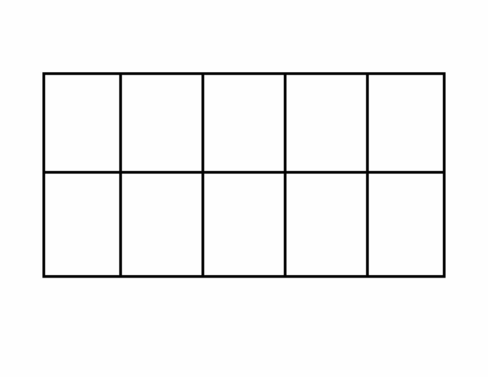 10 Frame Template Printable Awesome the 10 Frame Bakery Kindergarten Math Activity Aligned