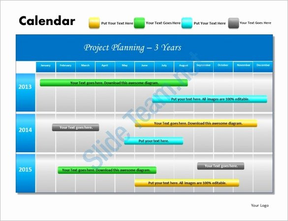 3 Year Plan Template New Powerpoint Schedule Template – 8 Free Word Excel Ppt