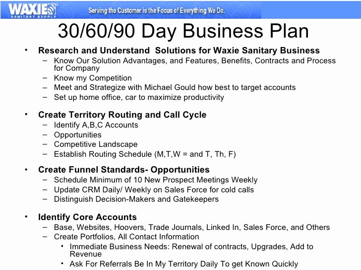 30 Day Improvement Plan Elegant 30 60 90 Business Plan