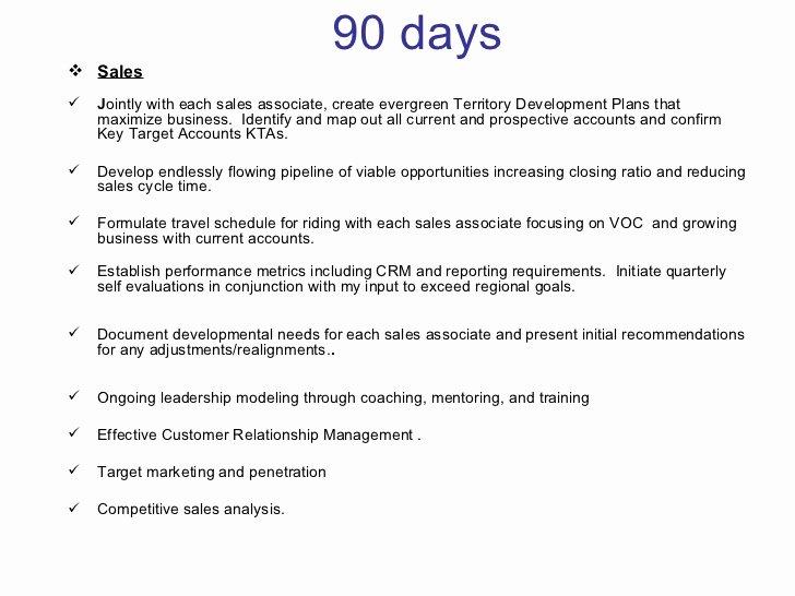 30 Day Improvement Plan New 30 60 90 Days Plan to Meet Goals for New organization