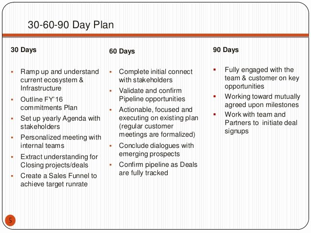 30 Day Plan Template Awesome 90 Day Strategy Plan