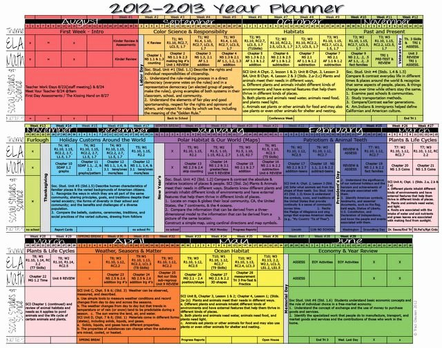 4 Year College Plan Template Unique 206 Best Images About Lesson Plan Templates Teacher