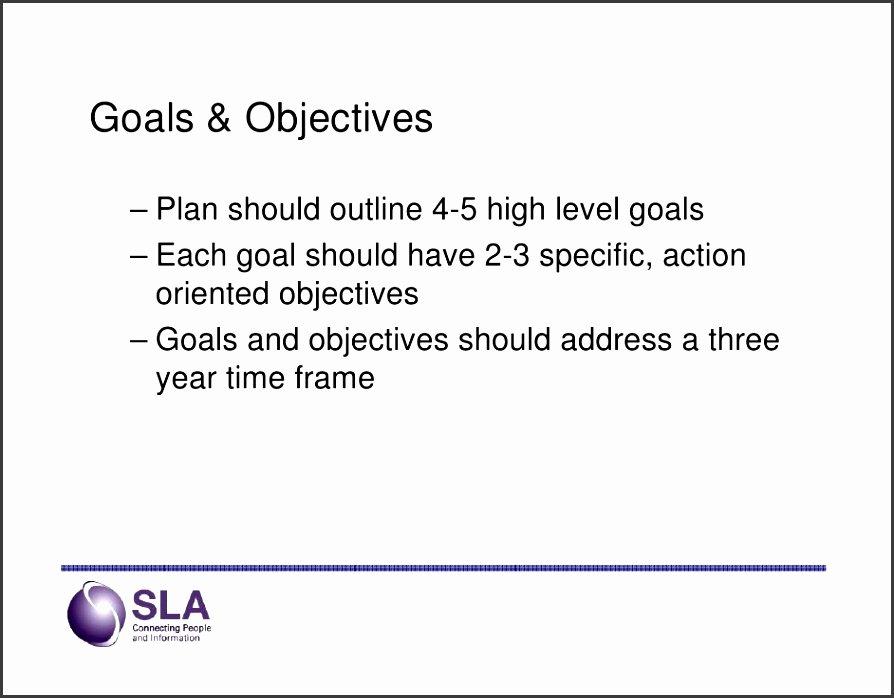 5 Year Strategic Plan Template Best Of 10 5 Year Strategic Plan Template Sampletemplatess