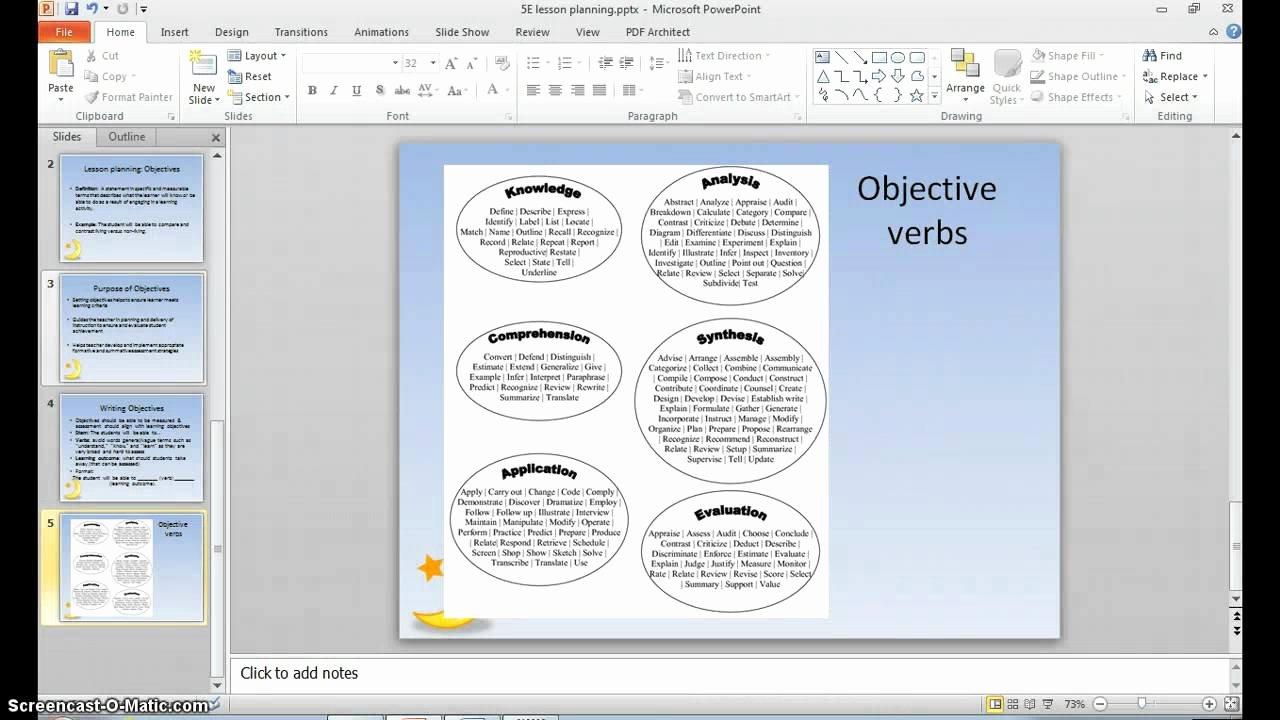 5e Lesson Plan Template New 5e Lesson Planning