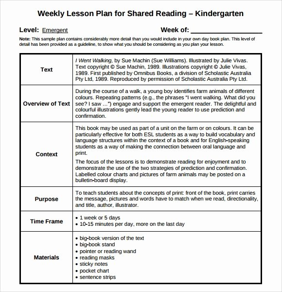 5th Grade Lesson Plan Template Elegant Guided Reading Lesson Plan Template 5th Grade Editable