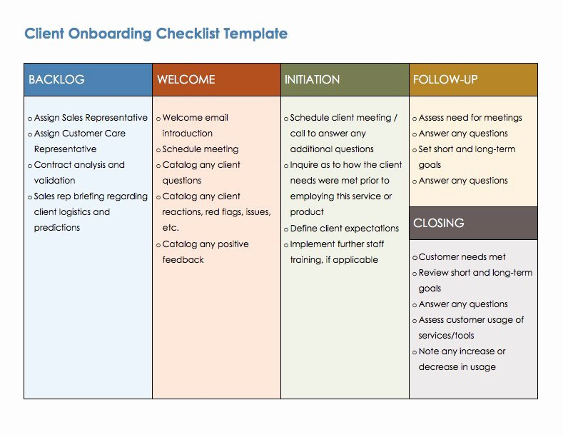 90 Day Onboarding Plan Template Awesome Free Boarding Checklists and Templates