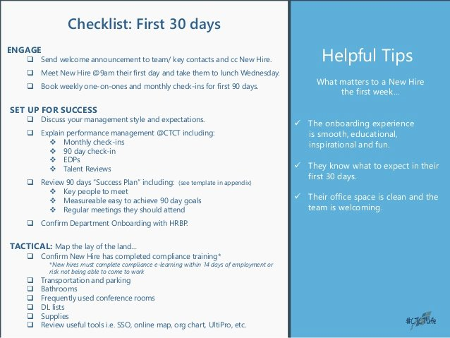 90 Day Onboarding Plan Template Inspirational Boarding is A Process Not An event Heather Carey