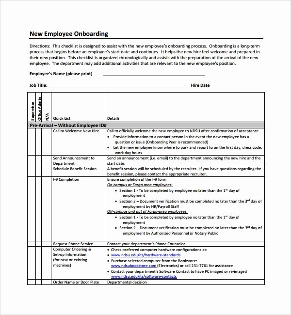 90 Day Onboarding Plan Template New 8 Boarding Plan Templates