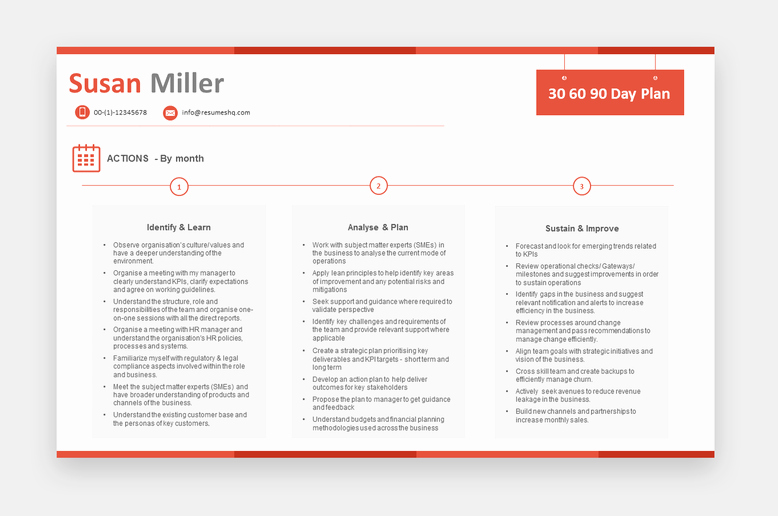90 Day Plan Template Best Of 30 60 90 Day Plan Template Flat Off Use Coupon Plan35