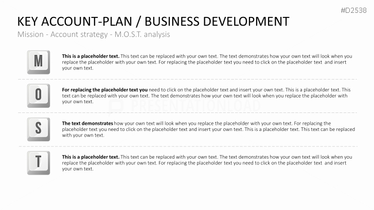 Account Management Plan Template Awesome Key Account Management Powerpoint Template