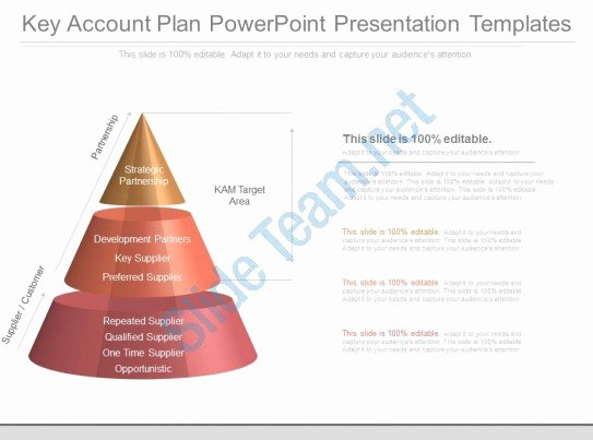 Account Plan Template Ppt Best Of Custom Key Account Plan Powerpoint Presentation Templates