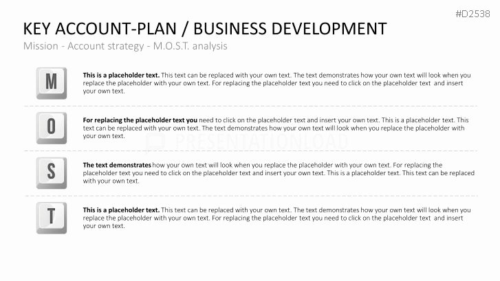 Account Plan Template Ppt Fresh 31 Best Key Account Management Powerpoint Templates