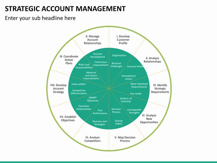 Account Plan Template Ppt Unique Strategic Account Management Powerpoint Template