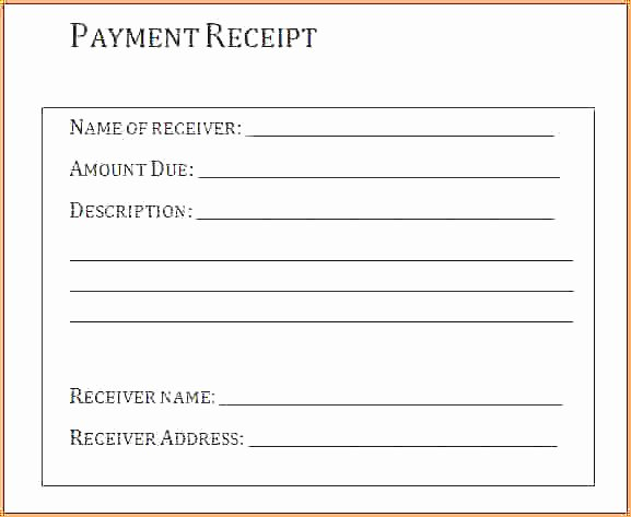 Acknowledgement Receipt Of Payment Lovely Acknowledgement Receipt Payment 14 Contesting Wiki