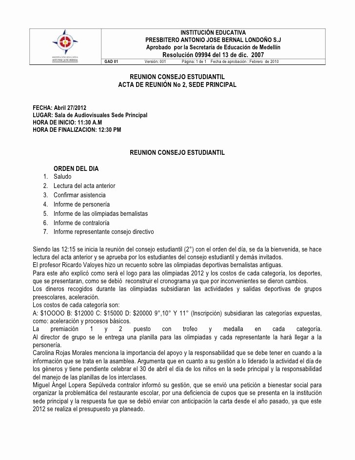 Acta Inextensa De Nacimiento English Translation Fresh Foto De Acta De De Funcion Coahuila to Pin On