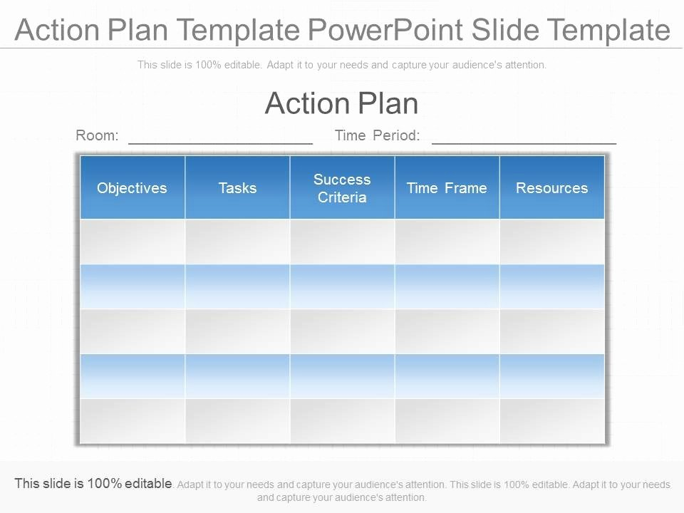 Action Plan Template Education Awesome Innovative Action Plan Template Powerpoint Slide Template
