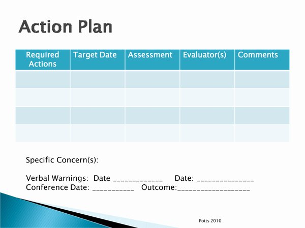 Action Plan Template Education Elegant Modules Addressing Special Education and Teacher Education