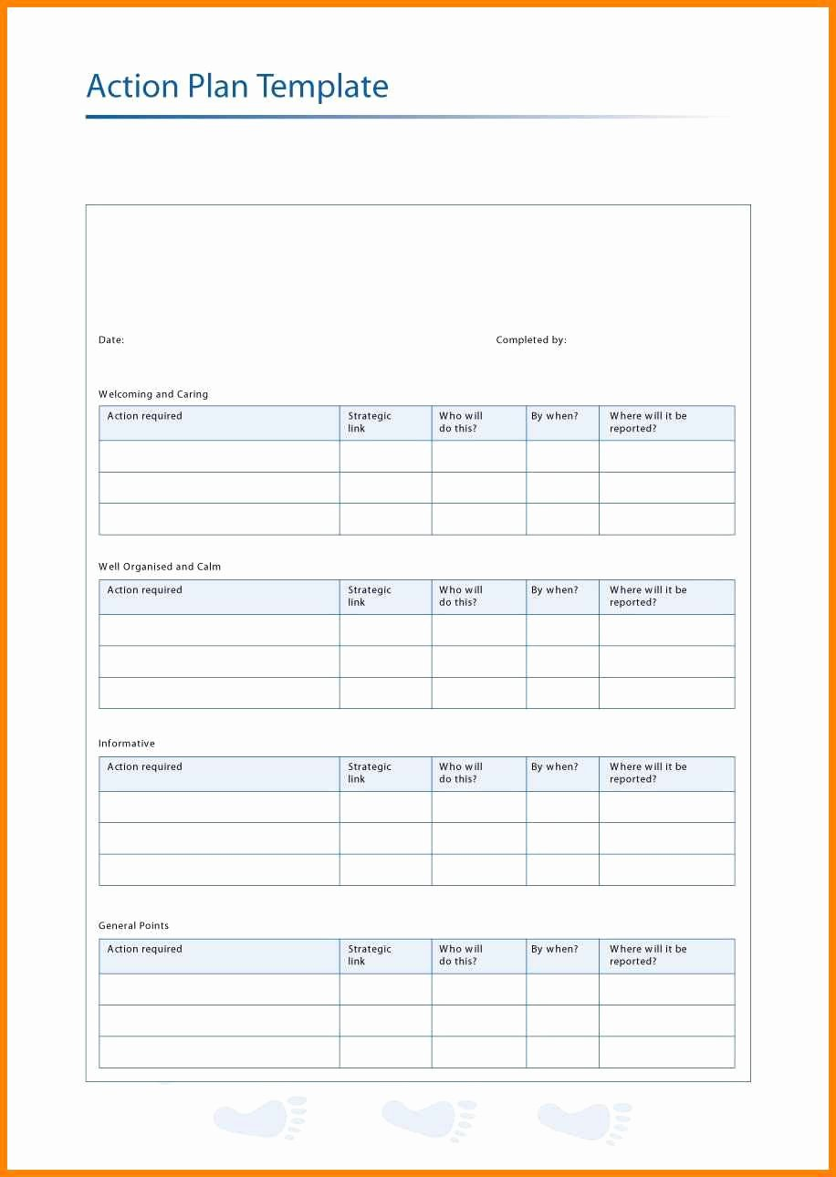 Action Plan Template Excel Inspirational 18 Corrective Action Plan Template Excel