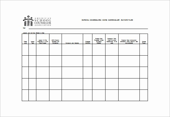 Action Plan Template for Students Beautiful 11 School Action Plan Templates Word Pdf