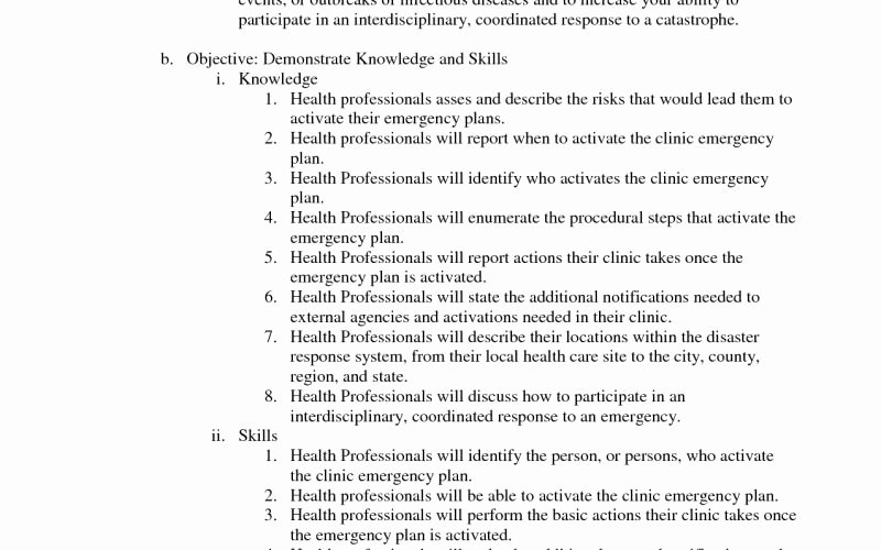 Active Shooter Plan Template Luxury Active Shooter Plan Template Inspirational Clear Desk