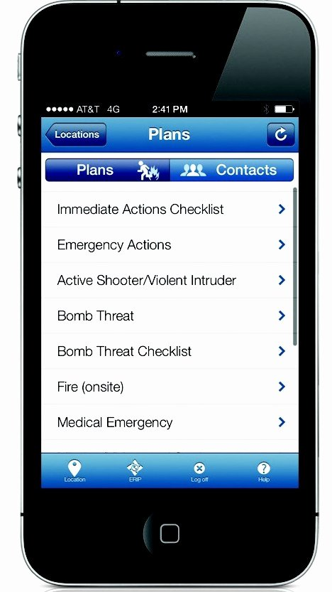 Active Shooter Plan Template New No E Plans to Fail We May However Fail to Plan