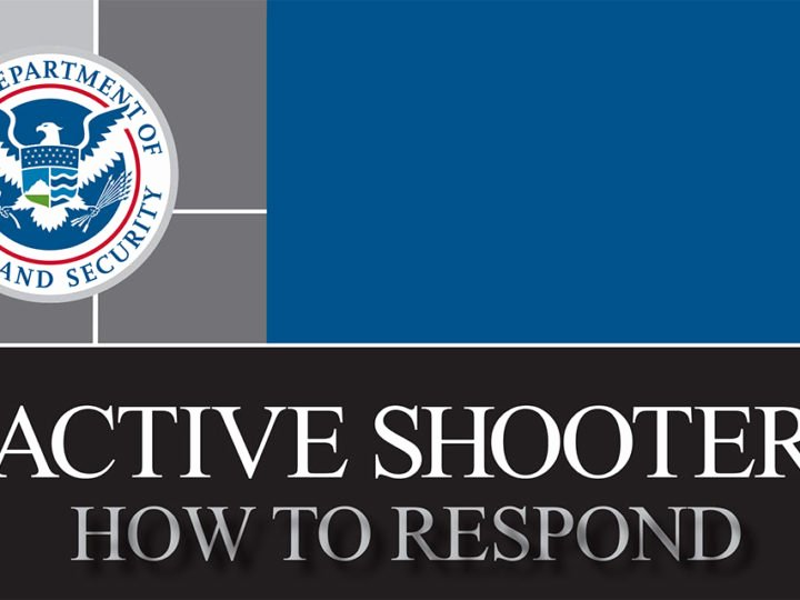 Active Shooter Response Plan Template Luxury Preparedness tools