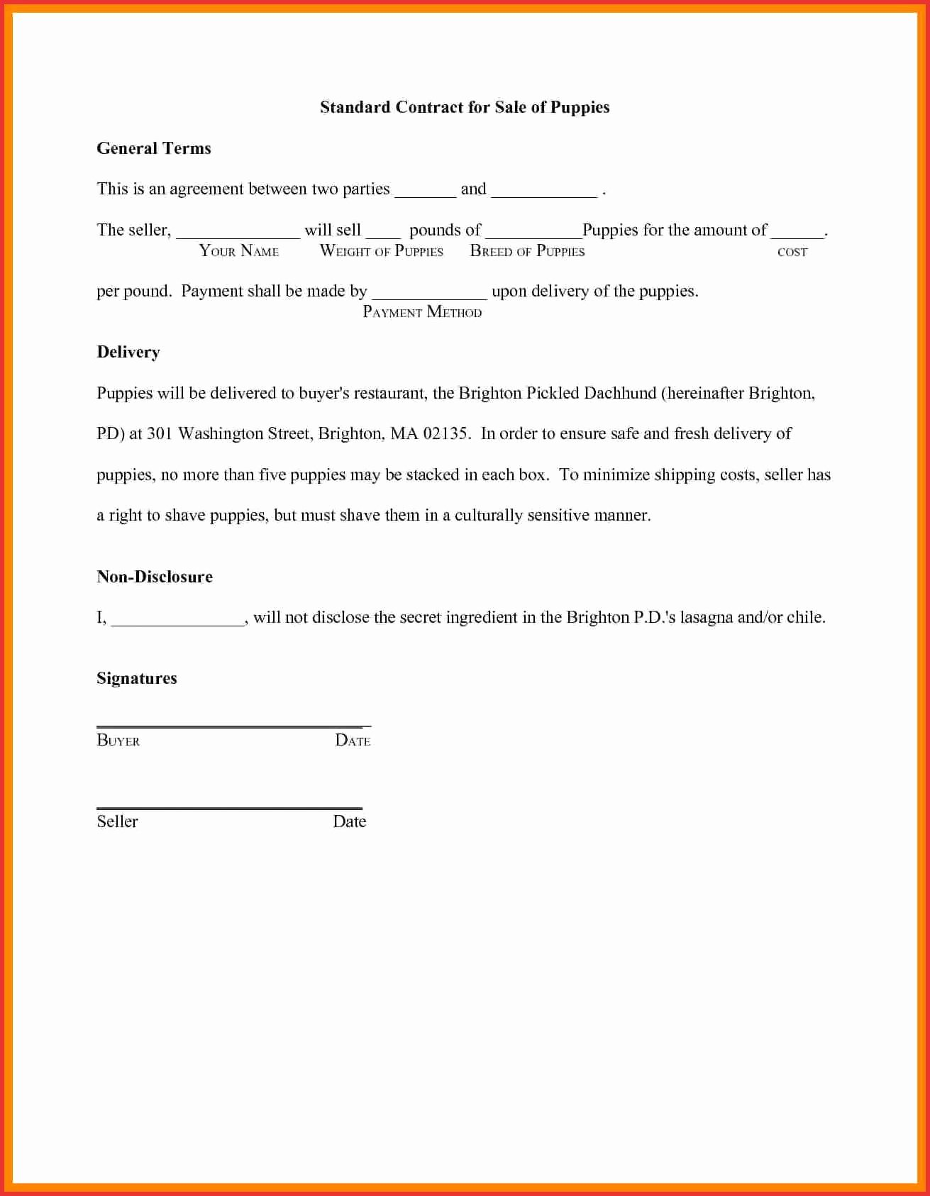 Agreement Letter Between Two Parties Template Elegant Agreement Letter Between Two Parties