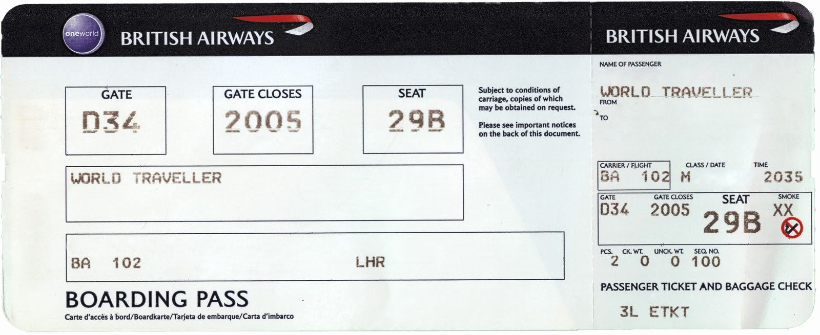 Airline Ticket Gift Certificate Template New Ucuz Uçak Bileti