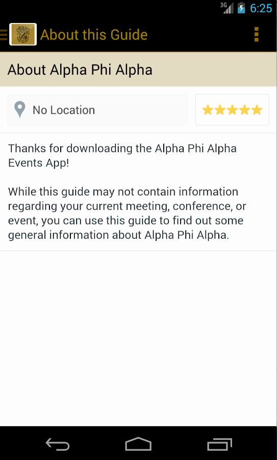 Alpha Phi Letter Of Recommendation Lovely Alpha Phi Alpha Fraternity android Apps On Google Play