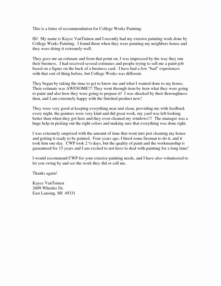 Alumni Letter Of Recommendation Inspirational Sample Letter Admission Business Letters Seeking