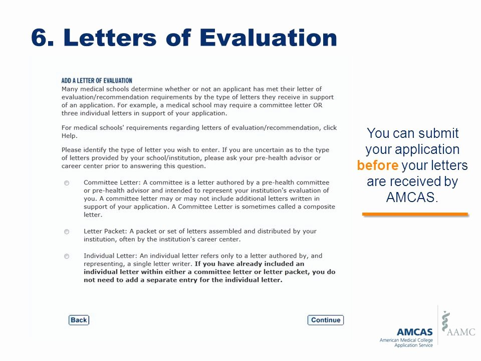 Amcas Letter Of Recommendation Lovely Amcas Munications February Ppt