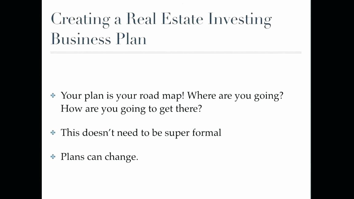 Angel Investor Proposal Template New Mercial Real Estate Business Plan Template the E