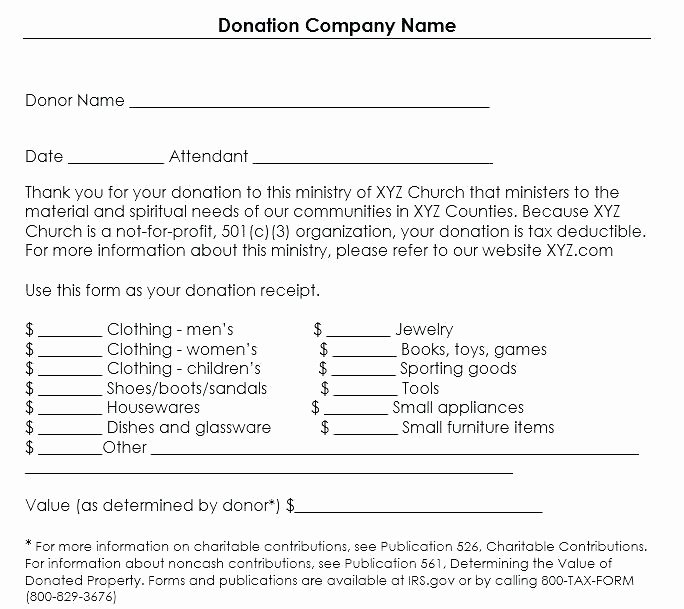 Another Word for Receipt Best Of Non Profit Contribution Receipt Template Gift Non Profit
