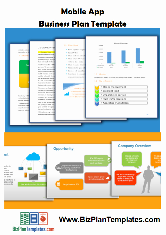 App Business Plan Template Awesome is there A Great Sample Business Plan for A Mobile App