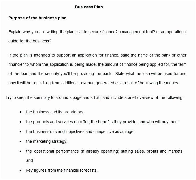App Business Plan Template Inspirational Mobile App Business Plan Template Development School for