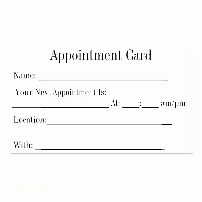Appointment Reminder Letter Template Medical Inspirational Doctor Appointment Letter to Patient Doctors Appointment