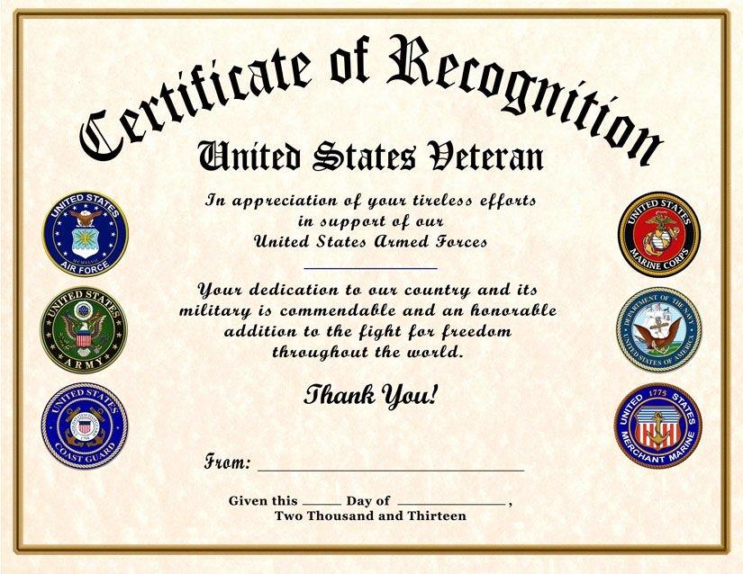 Army Award Certificate Template Beautiful Certificate Of Appreciation Template