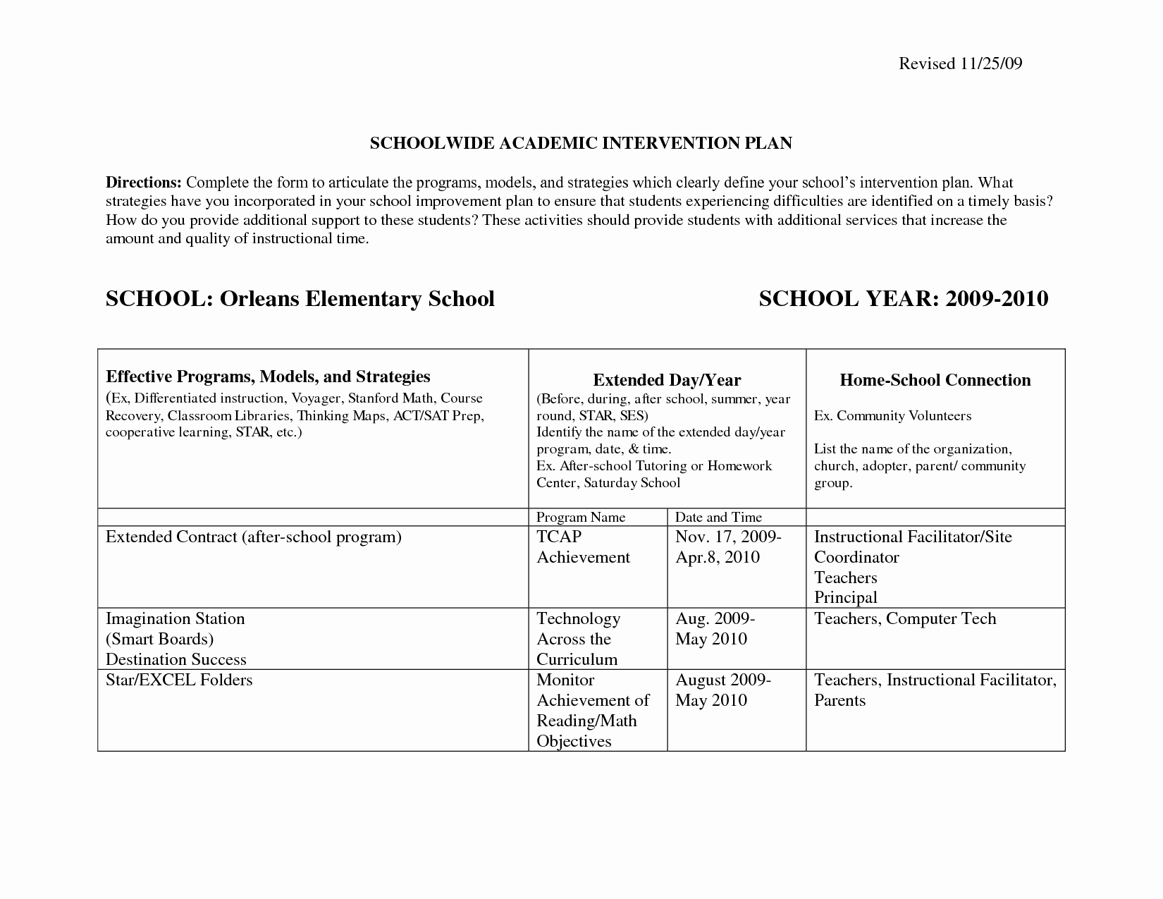 Asca Lesson Plan Template Fresh 10 Best Of Elementary Guidance Lesson Plan Template