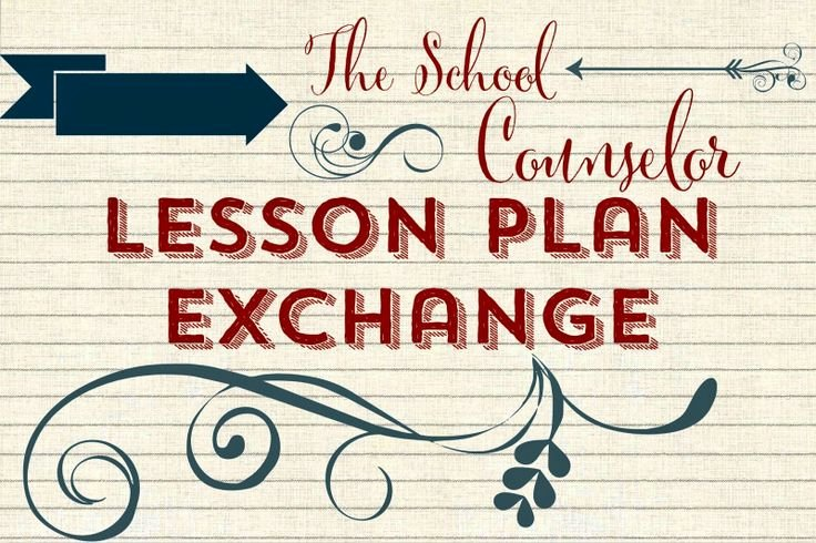 Asca Lesson Plan Template Inspirational 842 Best Images About School Counseling Stuff On Pinterest