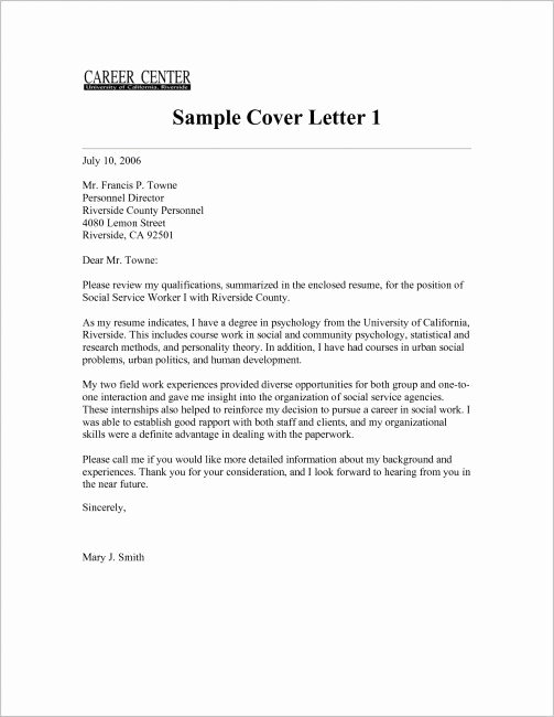 Asu Letter Of Recommendation Fresh Apostille Cover Letter Sample