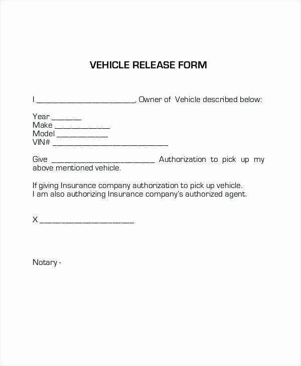 Auto Lien Release Letter Template Best Of Lien Release Letter