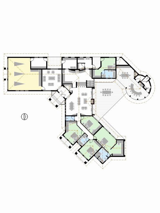 Autocad Floor Plan Template Best Of Concept Plans