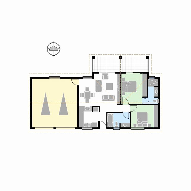Autocad Floor Plan Template Elegant Cp0131 2 2s2b2g – House Floor Plan [pdf Cad]