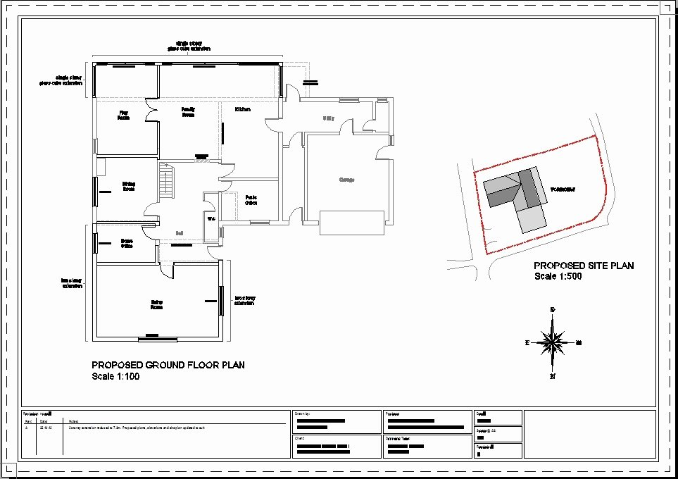 Autocad Floor Plan Template Fresh Cad Block Of An A3 Template Cadblocksfree Cad Blocks Free