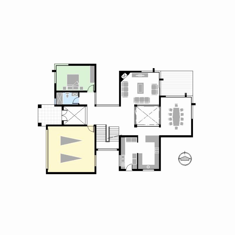 Autocad Floor Plan Template New Cp0403 1 4s4b2g – House Floor Plan [pdf Cad]