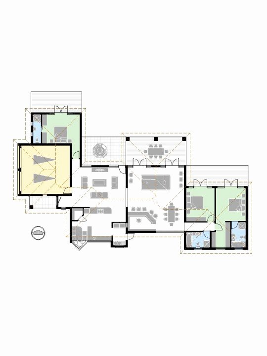 Autocad Floor Plan Template Unique Concept Plans