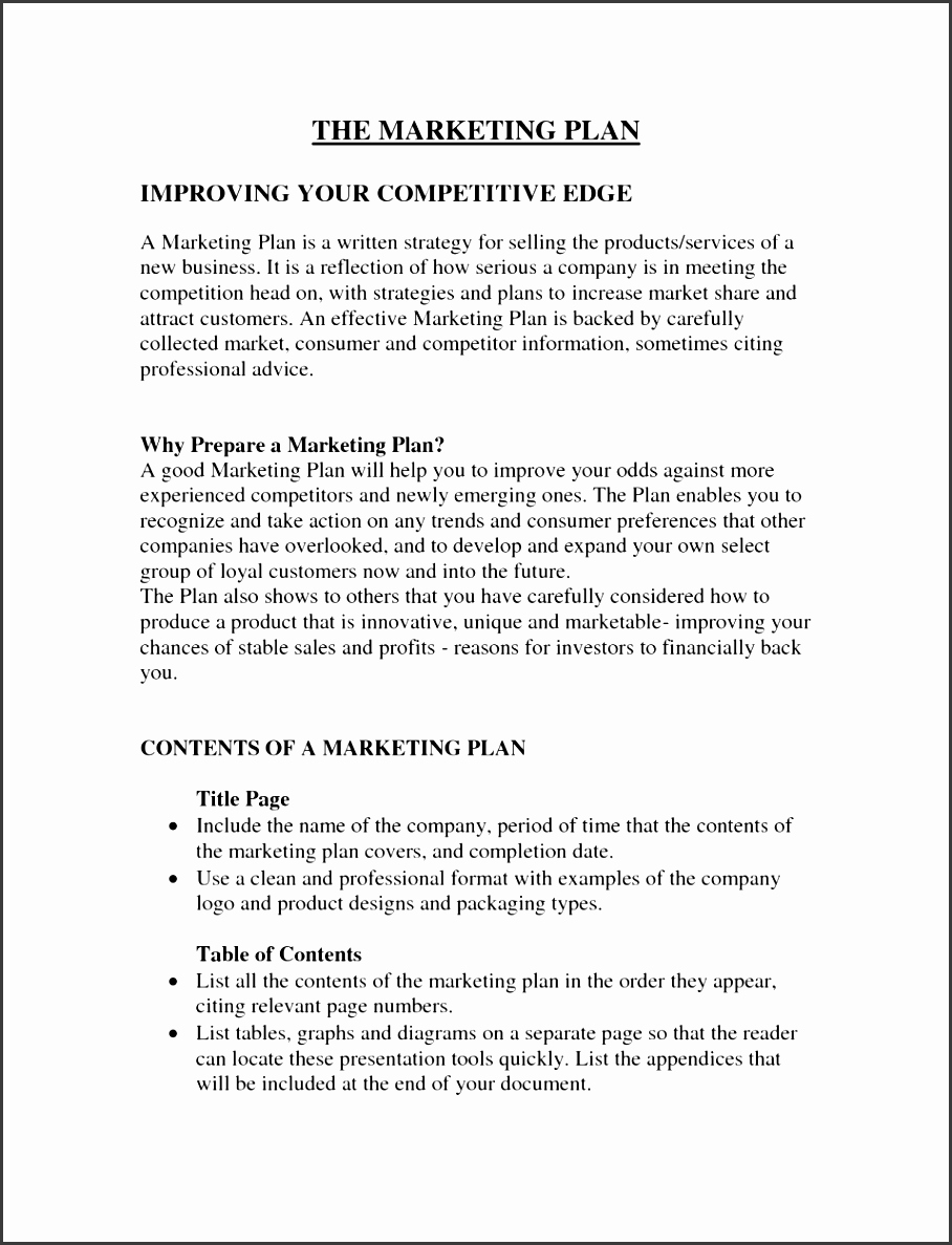 B2b Marketing Plan Template Unique 11 How to Make Marketing Plan Presentation