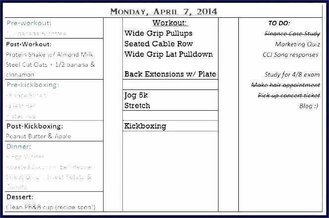 Band Rehearsal Plan Template Lovely 7 Sample Trip Itinerary Templates to Download Business