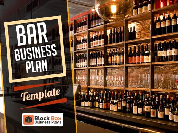 Bar Business Plan Template Best Of Alcohol Bar Business Archives Black Box Business Plans